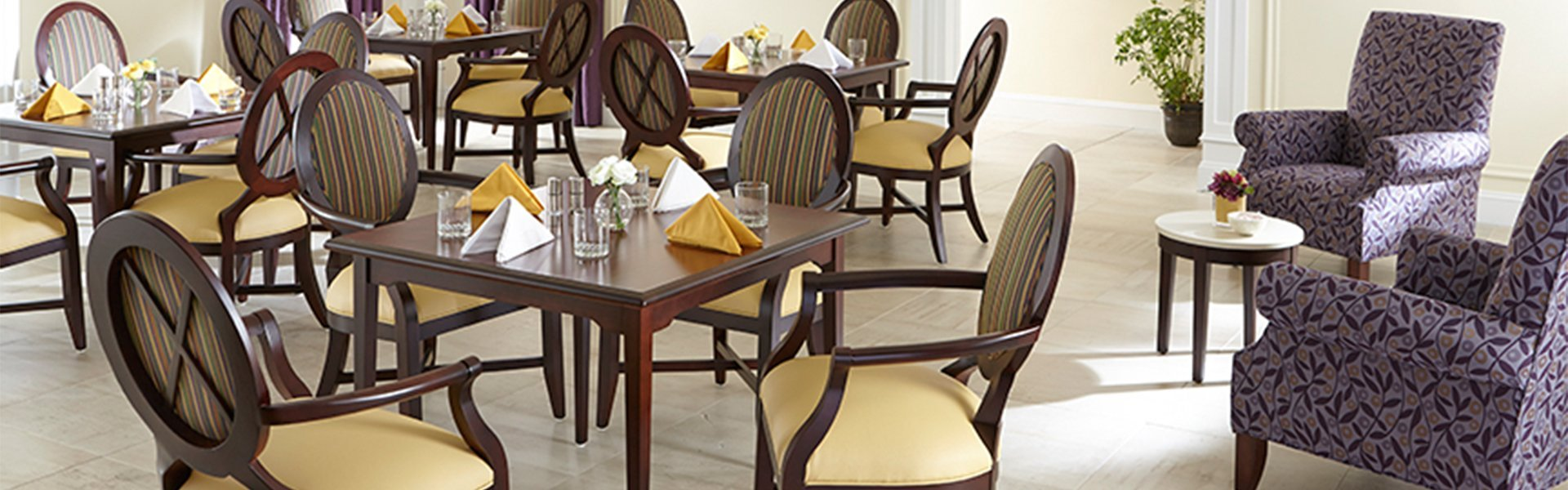 Corilam Regency Dining