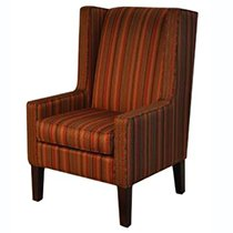 310-9130 Fully Upholstered Chair