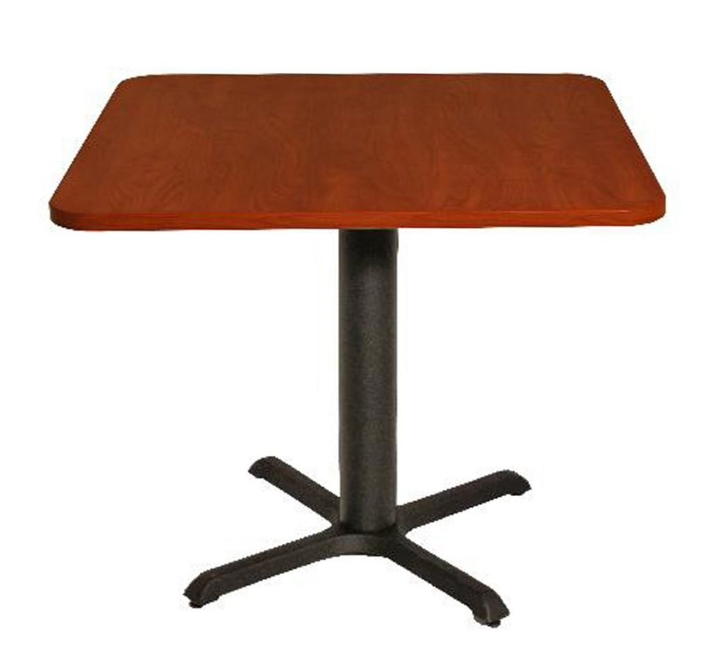 Corilam Newberry Collection Pedestal Base Table