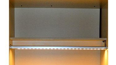 CFC Healthcare Wardrobe Front Lights Rec