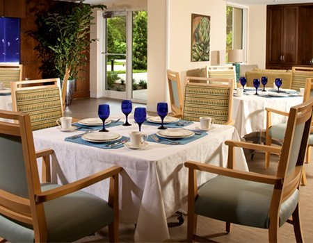 CFC Healthcare Geneva Dining Chairs and Tables