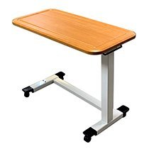 Monaco OverBed Table Maple T2 Feature