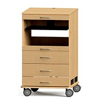CFC Healthcare 350-1050 Perinatal Drawer Cart