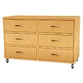 CFC Healthcare 409-0260 Paxton 6 Drawer Dresser