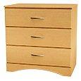 CFC Healthcare 403-0230 Baltic Designer 3 Drawer Dresser